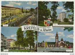 AK  Krefeld Am Rhein - Krefeld