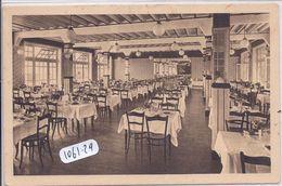 TREBOUL- HOTEL DE LA BAIE- LA SALLE A MANGER - Tréboul