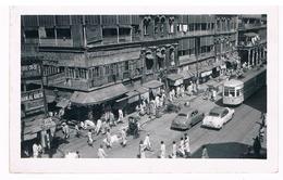 CPA/CPSM   INDE - India -  Calcutta  ? Automobiles, Tramway - India