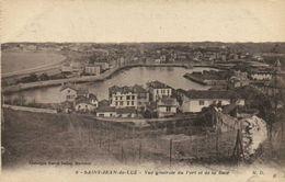 SAINT JEAN DE LUZ  Vue Generale Du Port Et De La Baie   RV - Saint Jean De Luz