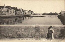 SAINT JEAN DE LUZ Ciboure Les Quais  RV - Saint Jean De Luz
