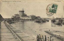 SAINT JEAN DE LUZ Le Port De Socoa  RV - Saint Jean De Luz