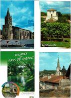 16 / CHARENTE /  Lot De 90 Cartes Postales Modernes Neuves - Cartes Postales