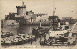 """SAINT JEAN DE LUZ Ciboure ,le Fort De Socoa Et Le """" Qui Vive""""   RV - Saint Jean De Luz"""