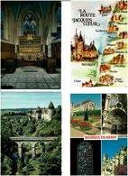 18 / CHER /  Lot De 90 Cartes Postales Modernes Neuves - Cartes Postales