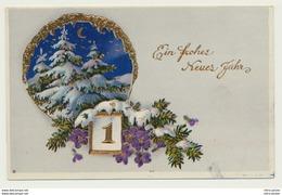 AK  Glückwunsch Neujahr 1931 ? - New Year