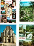 39 / JURA /  Lot De 90 Cartes Postales Modernes Neuves - Cartes Postales