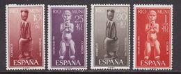 RIO MUNI 1961 - Serie Completa Nueva Sin Fijasellos Edifil Nº 25/28 - MNH - - Ríu Muni