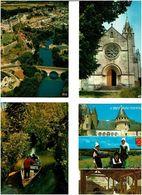 79 / DEUX SEVRES /  Lot De 90 Cartes Postales Modernes Neuves - Cartes Postales