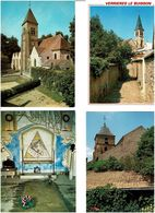 91 / ESSONNE /  Lot De 90 Cartes Postales Modernes Neuves - Cartes Postales