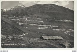 AK  Oberalpstraße Mit Piz Tiarms 1957 - Suisse