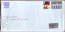 Gran Bretagna 2020 Air Mail X L'italia Europa - Covers & Documents