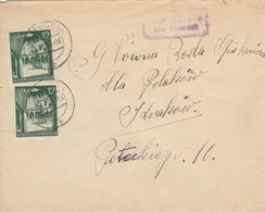 GG: MeF Portogerecht Nach Krakau - Besetzungen 1938-45