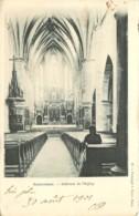 88  REMIREMONT  Intérieur De L'Eglise - Remiremont