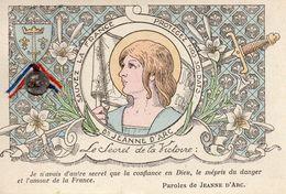 SAUVEZ LA FRANCE PROTEGEZ NOS SOLDAT LE SECRET DE LA VICTOIRE - Personnages