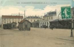 63  CLERMONT FERRAND   LA GARE - Clermont Ferrand