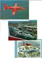 AVIONS /  Lot De 42 Cartes Postales Modernes Neuves - Cartes Postales