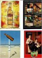 BOISSONS /  Lot De 60 Cartes Postales Modernes Neuves - Cartes Postales
