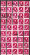 724N  Petit Lot De 45 Exemplaires - Oblit. - Bonne Qualité Générale - LOOK!!!! - 1946 -10%