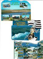 DECOUPES /  Lot De 90 Cartes Postales Modernes Neuves - Cartes Postales