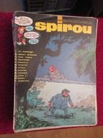 COU20 COUVERTURE DE LA REVUE SPIROU N°1664 : TIF ET TONDU WILL  Plastifiable Sur Demande - Spirou Magazine