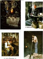 METIERS /  Lot De 40 Cartes Postales Modernes Neuves - Cartes Postales