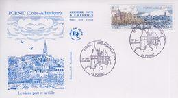 Enveloppe  FDC  1er  Jour   FRANCE    PORNIC   LOIRE  ATLANTIQUE  2010 - 2010-....
