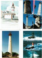 PHARES /  Lot De 90 Cartes Postales Modernes Neuves - Cartes Postales