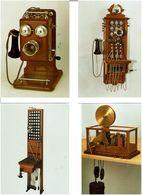 TELEPHONES /  Lot De 45 Cartes Postales Modernes Neuves - Cartes Postales