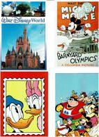 WALT DISNEY /  Lot De 45 Cartes Postales Modernes Neuves - Cartes Postales
