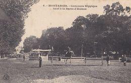 Montargis : Concours Hippique - Saut à La Barre D'Aulnes - Montargis