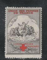 VIGNETTE -  UNION DES FEMMES DE FRANCE - NEUF* - MH - Commemorative Labels