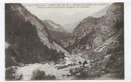 CAILLAC - ROUTE ET VALLEE DU CRISTILLAU - CPA VOYAGEE - Frankrijk