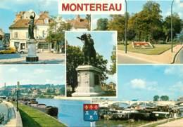 77 MONTEREAU - Montereau