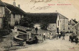 OEUILLY - 60 RUE DE LA CROIX D'OR - Autres Communes
