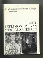 8-De Sint-Salvatorskatedraal Te Brugge- Inventaris -Door Luc Devliegher - Brugge