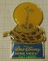 WALT DISNEY HOME VIDEO LE LIVRE DE LA JUNGLE KAA SERPENT PYTHON - Disney
