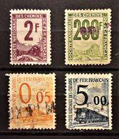 FRANCE : Colis Postaux (0 à 50 Kg) N° 2-24-31-45 - Parcel Post