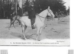 La Grande Guerre 1914- Le Général PAU , Le Glorieux Mutilé De 1870 - Characters