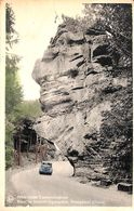 Route De Berdorf-Vogelsmühle, Predigfstuhl (colorisée, Oldtimer 1953) - Muellerthal