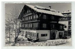 74 MEGEVE #13156 HOTEL OU RESTAURANT VALLEE BLANCHE CARTE PHOTO - Megève