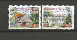 1333/34 Patrimoine         (clasyverou16) - New Caledonia