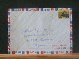 88/329  LETTRE CANADA VENTE RAPIDE A 1 EURO - Lettres & Documents