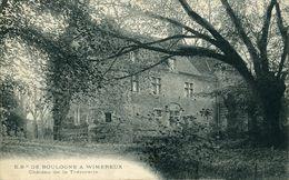 WIMILLE Chateau De La Trésorerie DE BOULOGNE A WIMEREUX - France