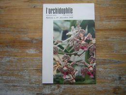L'ORCHIDOPHILE Douziéme Année  BULLETIN N° 49 DECEMBRE 1981 - Garden
