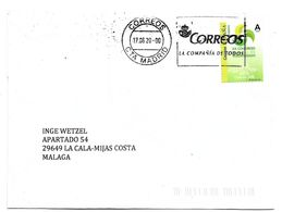 EP366 / SPANIEN - Qurense Congresso 2018 - 2011-... Lettres
