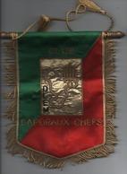 Fanion   Club Des Caporaux  Chefs  DPLM   23 Cm  X 19 Cm - Drapeaux