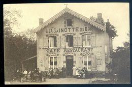 Cpa Du 54 Villers Les Nancy Café Restaurant Jacob à La Linotte Des Bois (1)  AVR20-170 - Nancy