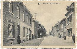 Stockay   *  Une Rue Du Village - Saint-Georges-sur-Meuse