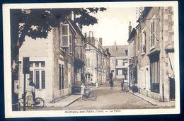 Cpa Du 18  Aubigny Sur Nère La Poste   AVR20-170 - Aubigny Sur Nere